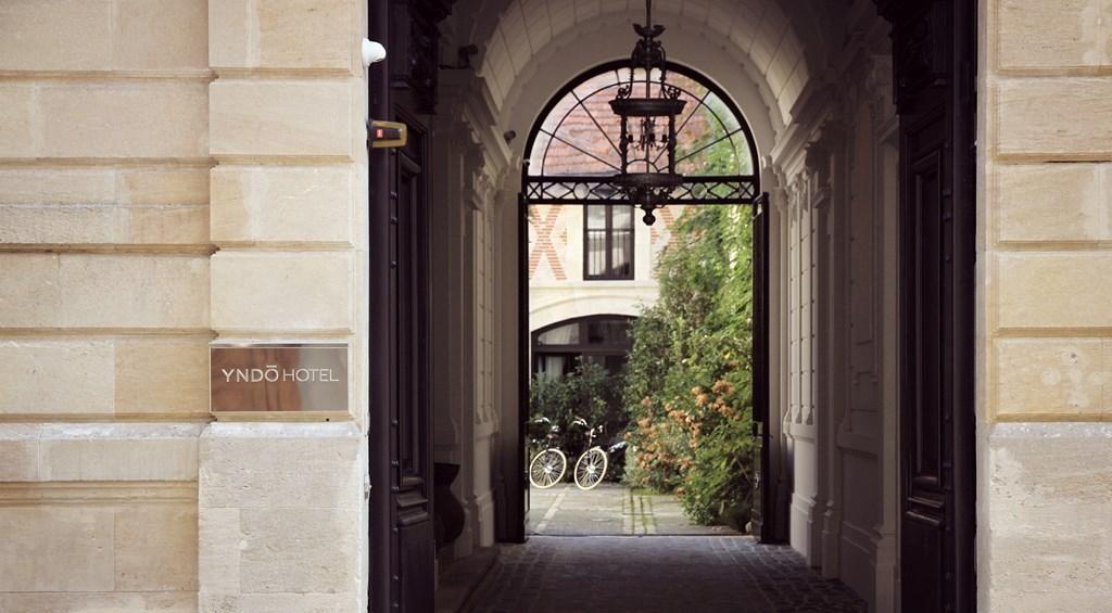 Bordeaux, Yndo hotel