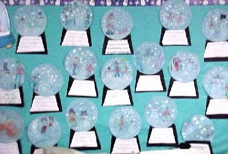 1000+ images about Winter Bulletin Board Ideas & Decorations on ...