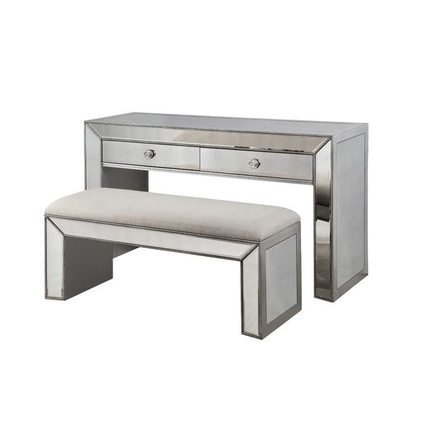 2 Piece Console Table Set | Console tables and Consoles
