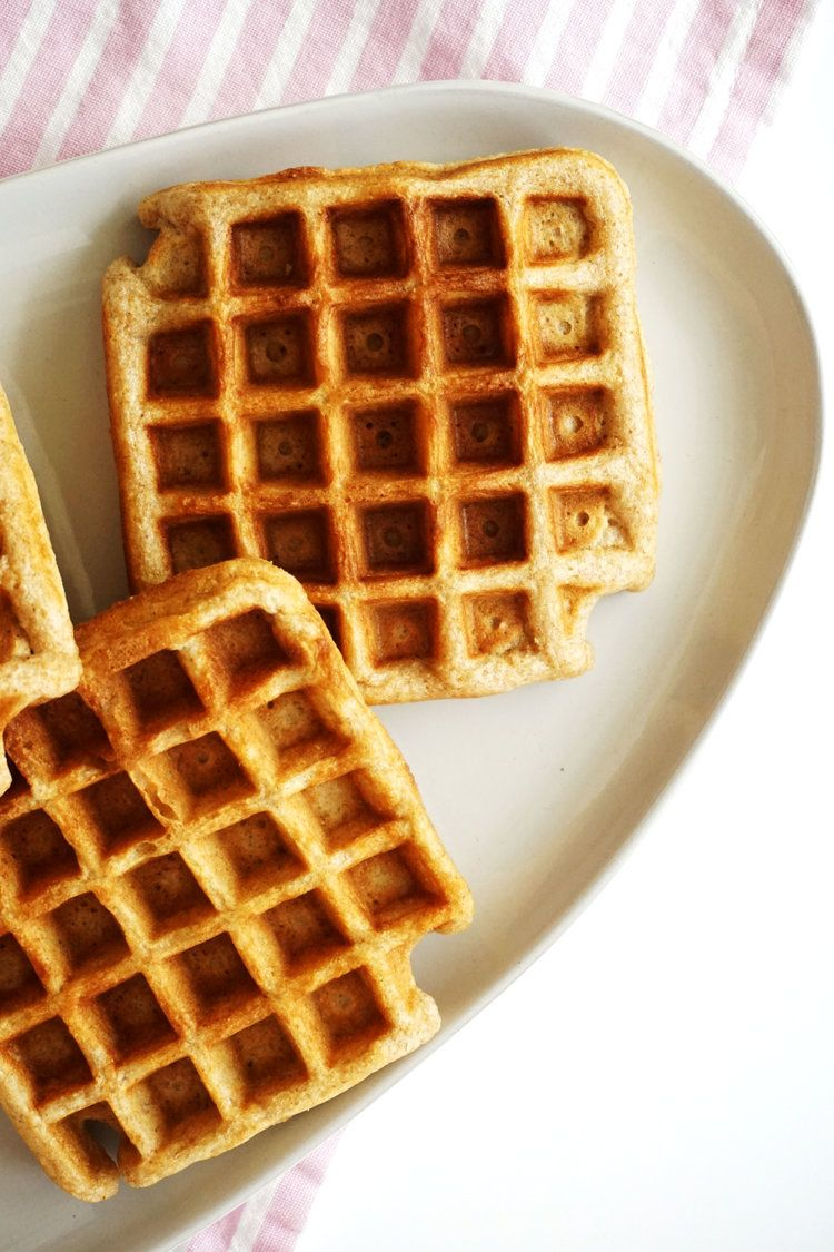 Classic Whole Wheat Buttermilk Waffles Hungry Haley Buttermilk Waffles Dessert For Dinner Waffles