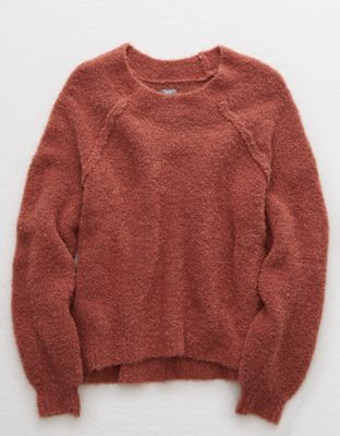 Image result for aerie raglan boucle pullover