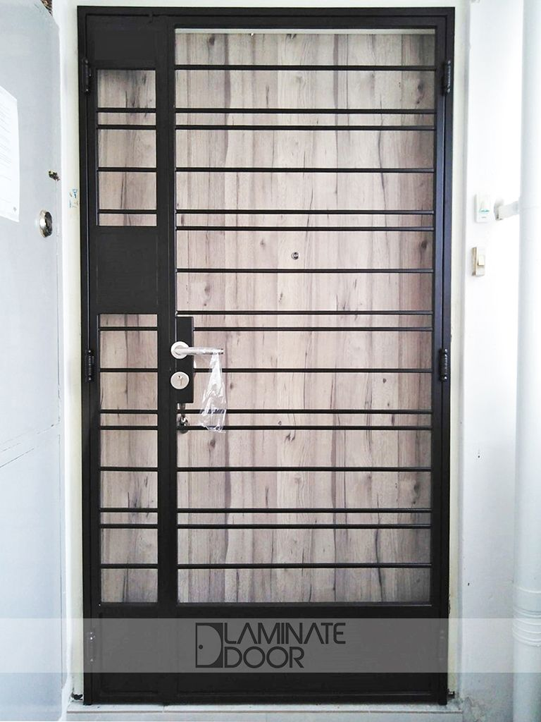 Hdb Mild Steel Gate Install Hdb Gate In Singapore At Factory Price Metal Doors Design Door Gate Design Steel Gate