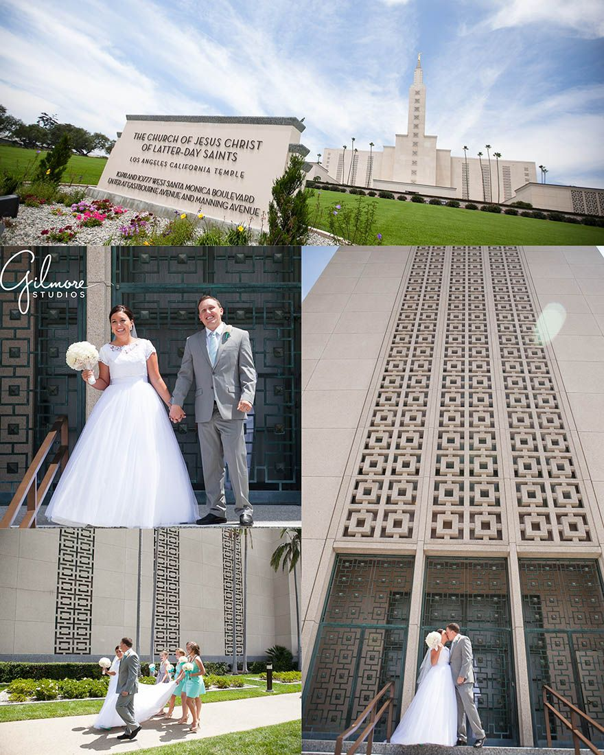 Los Angeles LDS Temple Wedding Photography, Photo, Mormon