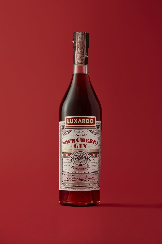 Here Design Honors Luxardo Brand With Historical Bottles The Dieline Packaging Branding Design Innovation News Beer Packaging Bottle Premium Gin