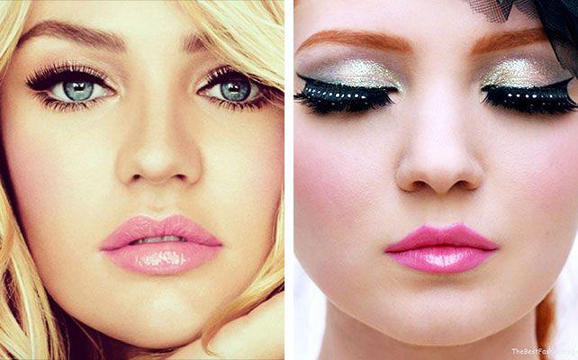 Девичник в стиле Барби, макияж в стиле Барби | Девичник ...