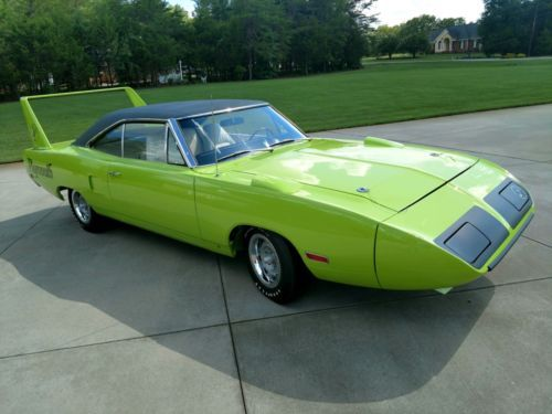 1970 Plymouth Road Runner SUPERBIRD Superbird For Sale See The Link 1969 Dodge Charger Wallpaper Memes Nascar