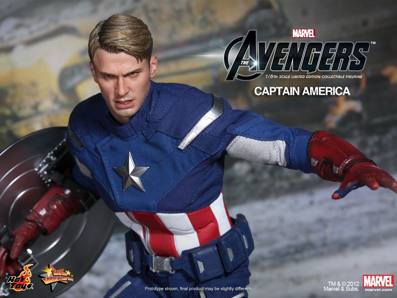 Hot Toys- Captain America {2}