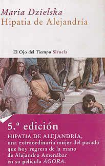 Hipatia De Alejandría Librería Iniciática Hipatia De Alejandria Libros Recomendados Para Leer Libros
