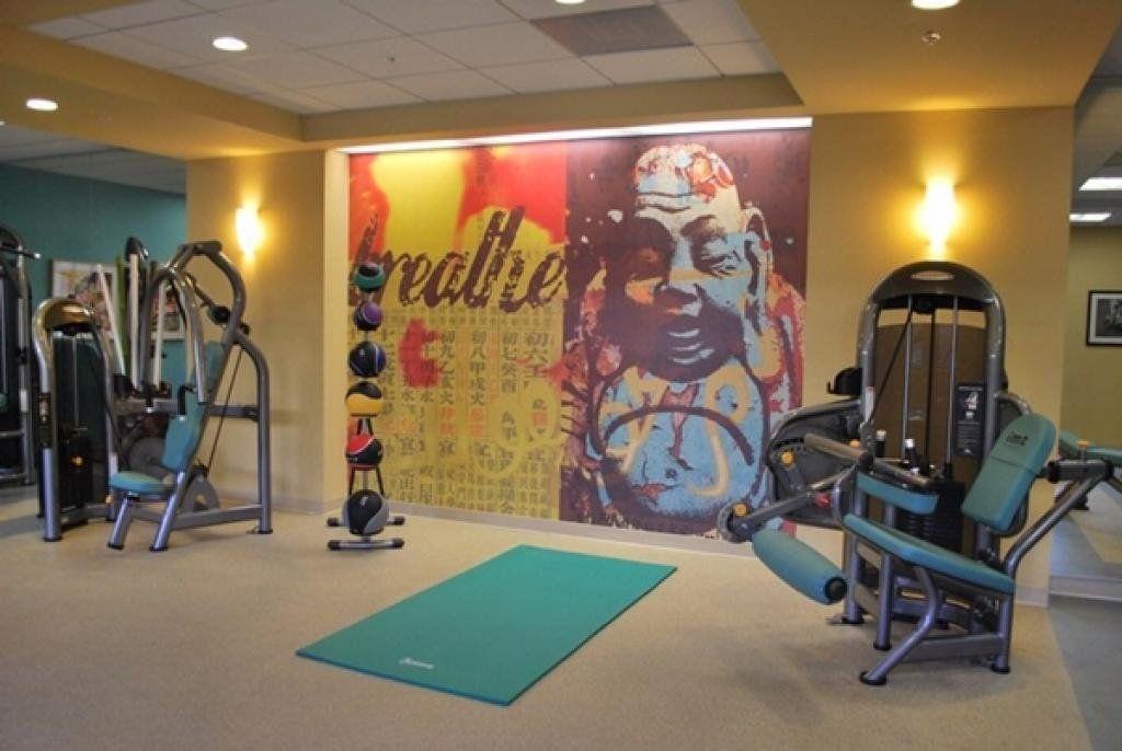 Fitness Wall Murals Gym Decor Ideas Wallpaper Murals For Gyms Zen Wall Murals Mural Wallpaper Murals Your Way Mural