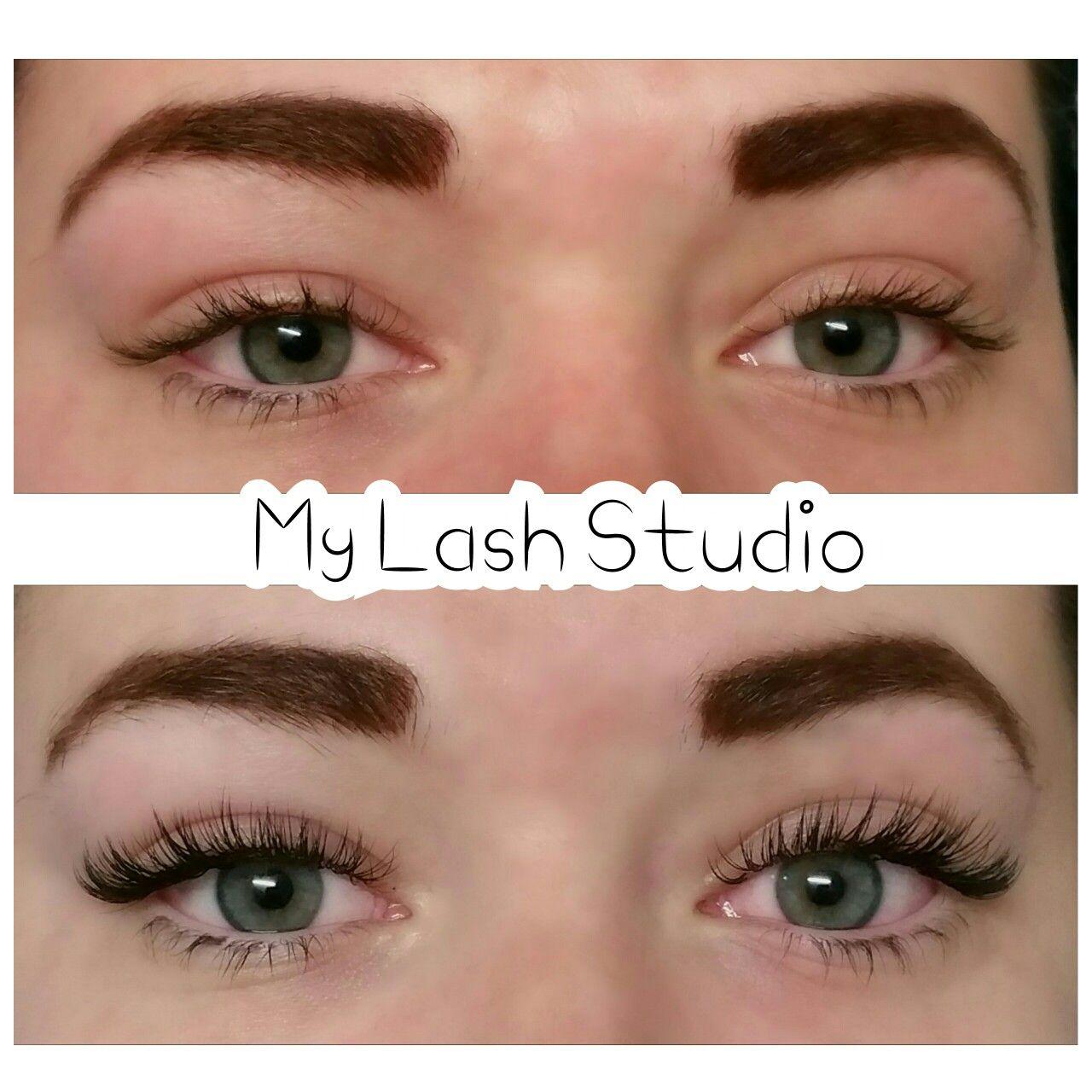 Classic Eyelash Extensions Sunshine Coast Classic Lashes