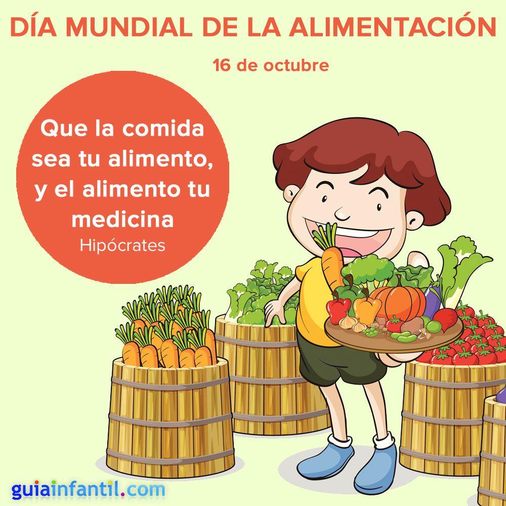 La alimentación, clave para la salud de los niños. http