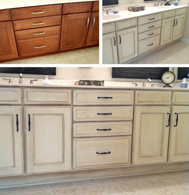 Dark Brown Chalk Paint Kitchen Cabinets: Pin By Roseandburke// Modern Farmhouse Home Decor On DIY