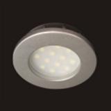 Luminária LED Redonda - 12 Led's