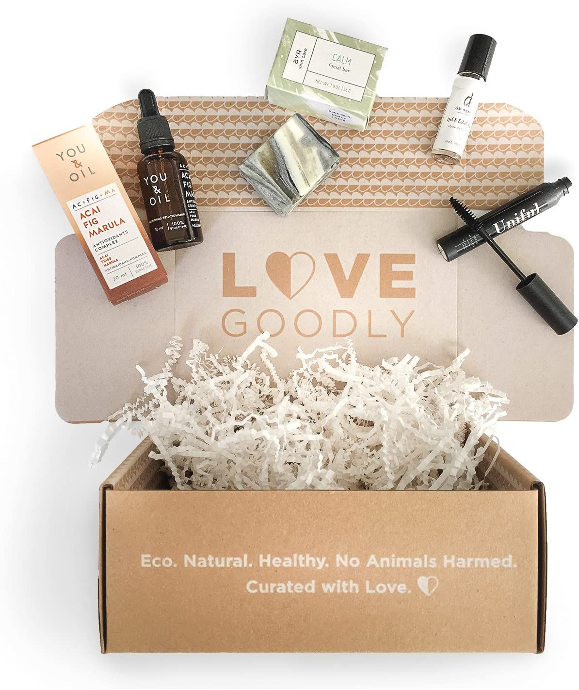 10 Luxury Beauty Subscription Boxes on Amazon for Mother's Day -   19 organic beauty Box ideas