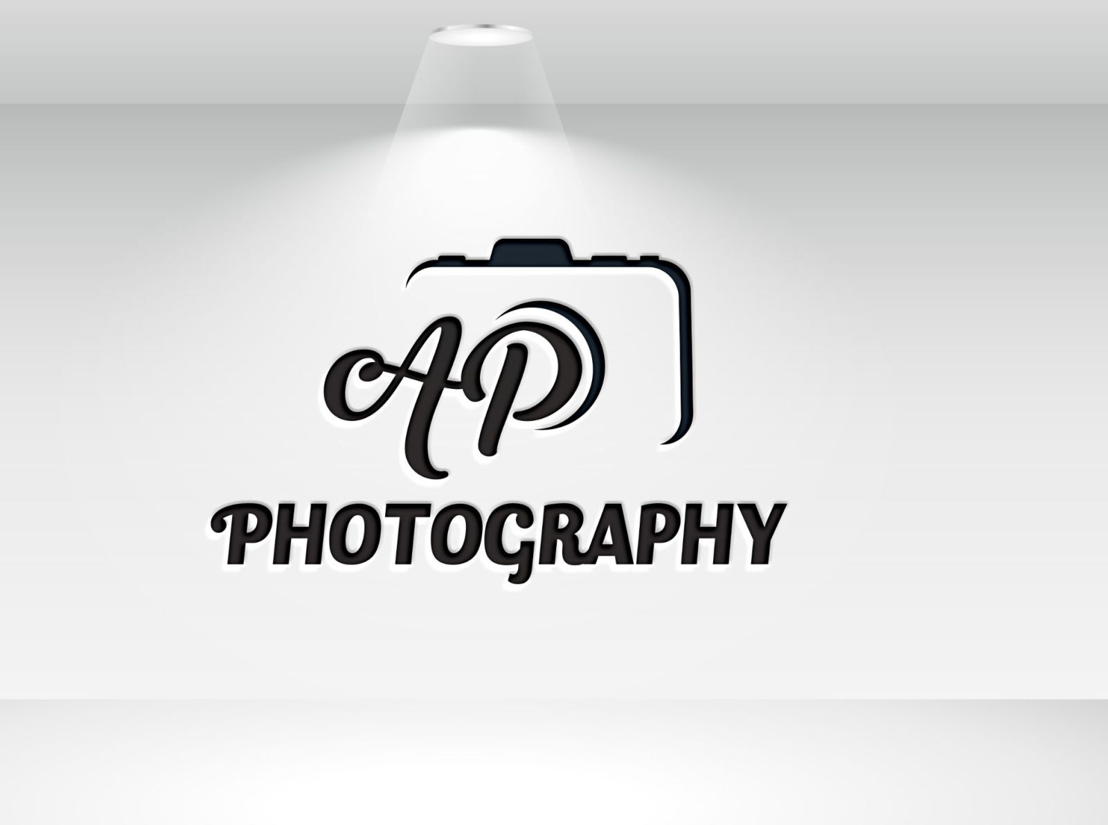 Ap Photography Photography Logos Photography Name Logo Camera Logos Design