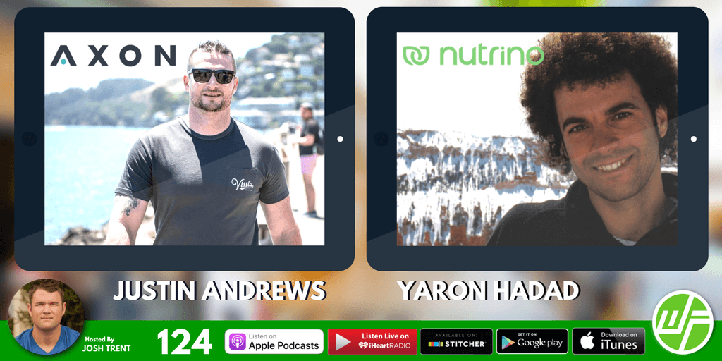 The Future of Diet & Exercise – Justin Andrews & Yaron Hadad