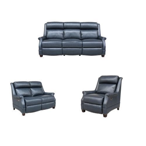 Best Barcalounger Warrendale Power Reclining Sofa Set With 400 x 300