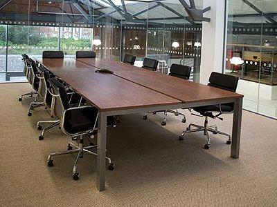 Dark wooden boardroom table | VIP Table | Pinterest | Board rooms ...