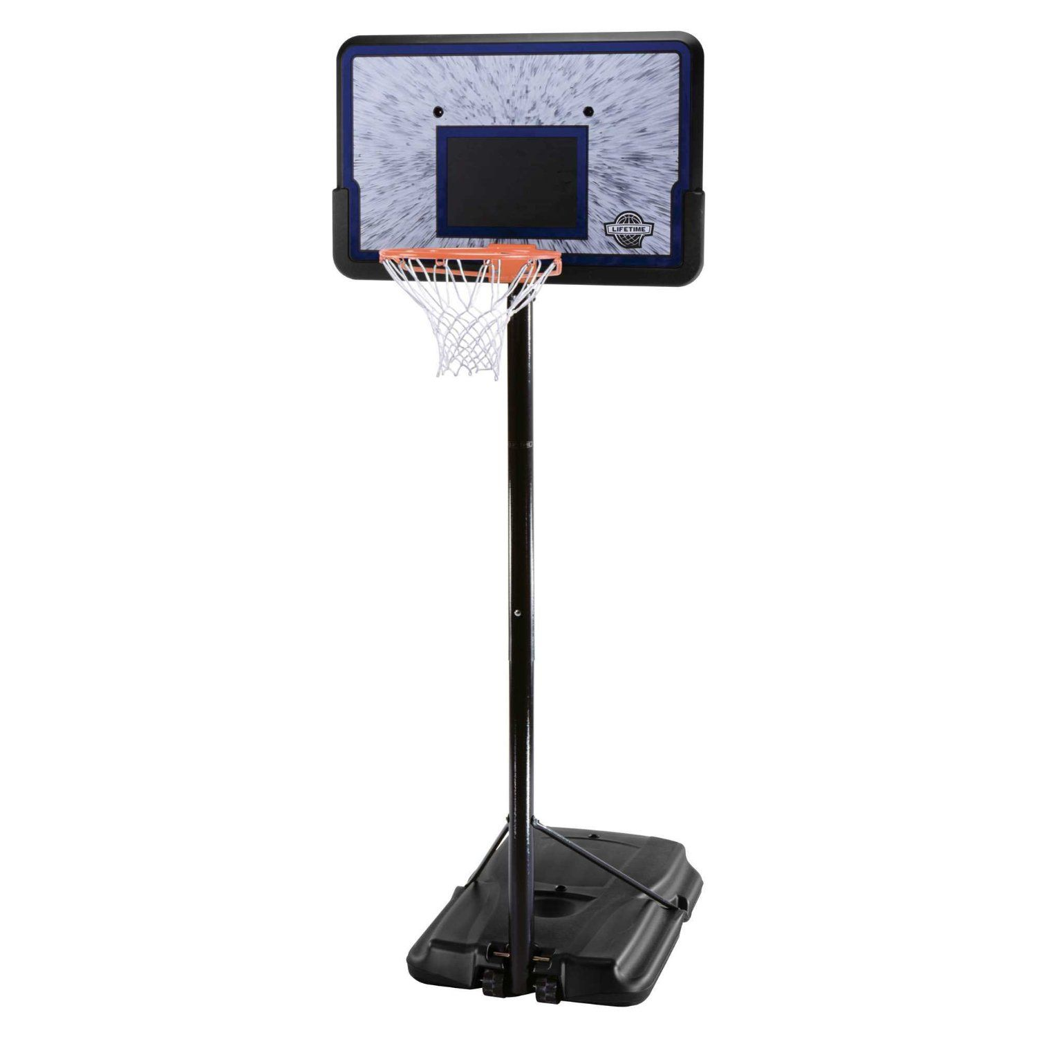 walmart com lifetime 44 portable basketball system 69 reg