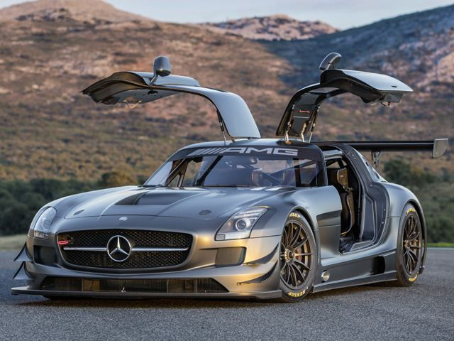 A Mercedes Amg Gt3 Is On The Way For A 2016 Track Date Mercedes
