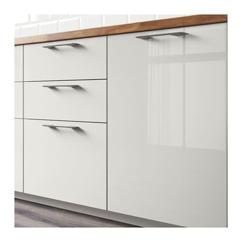 Best Ringhult Door High Gloss Light Grey Ikea Light Grey 400 x 300