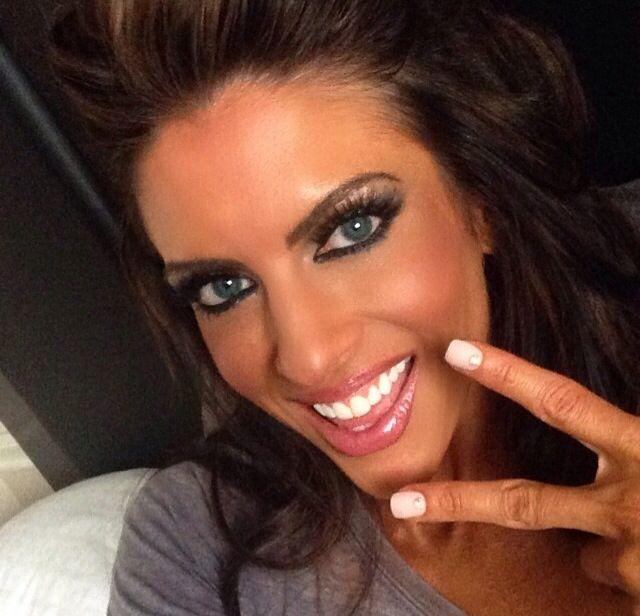 Amanda Latona Competition Makeup | COMPETITION HAIR MAKEUP | Pinterest | Colors The Ou0026#39;jays And ...