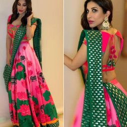 fe6d5321a1 Celebrity Style Clothes, Buy Online Bollywood Style Designer Luxury Clothing  at Aza