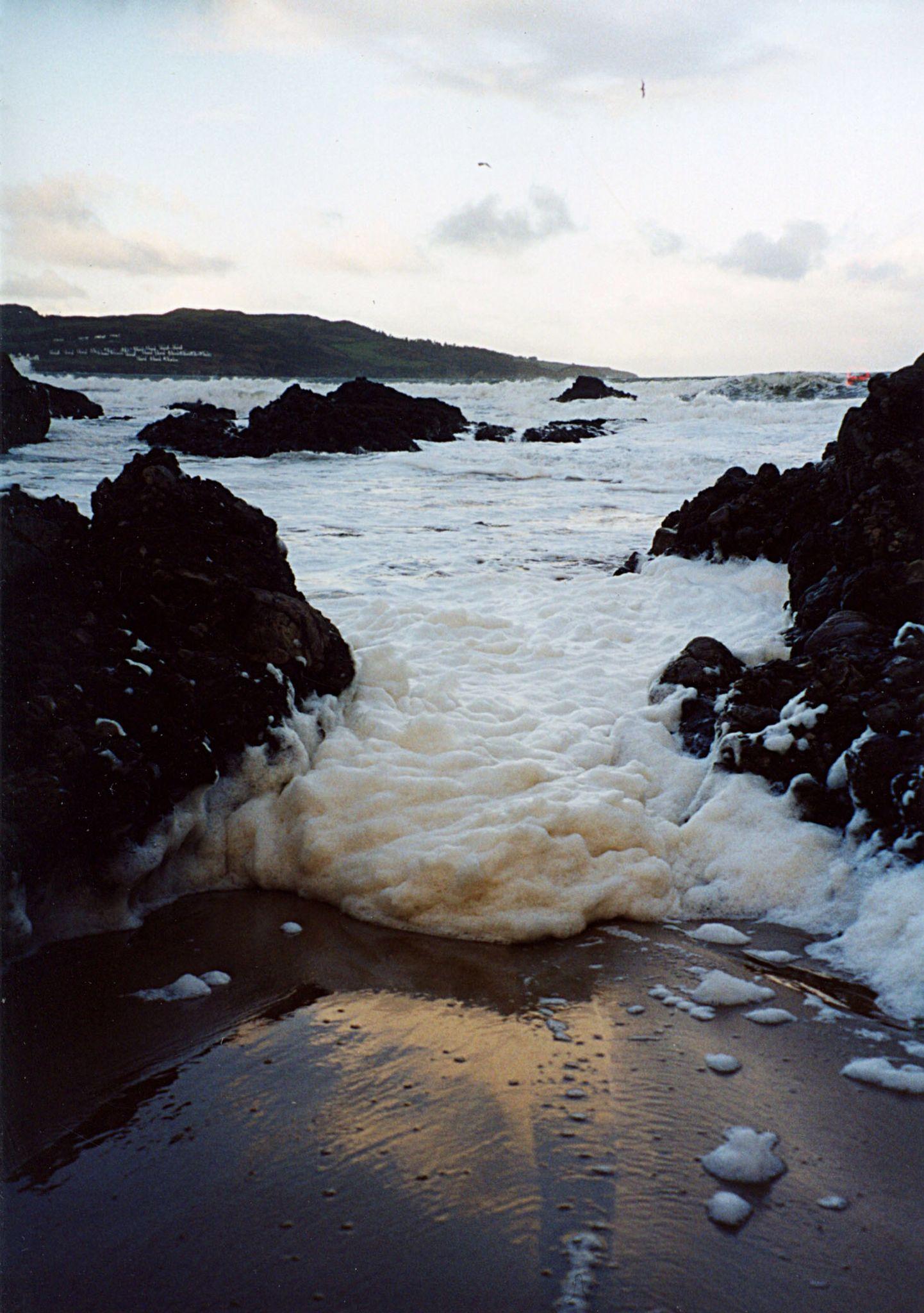 Stormy Swilly Outdoor, Ireland, Stormy