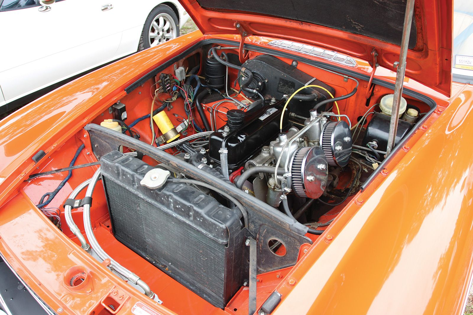 Headlight Wiring For Mg Midget Together With Mg Midget Wiring Diagram