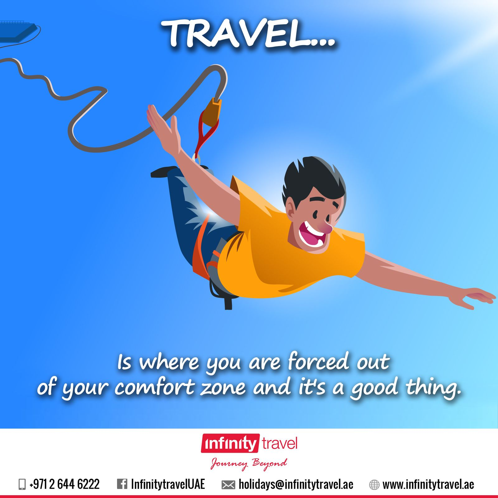 Best travel agent Abu Dhabi Infinity travels is one of the most