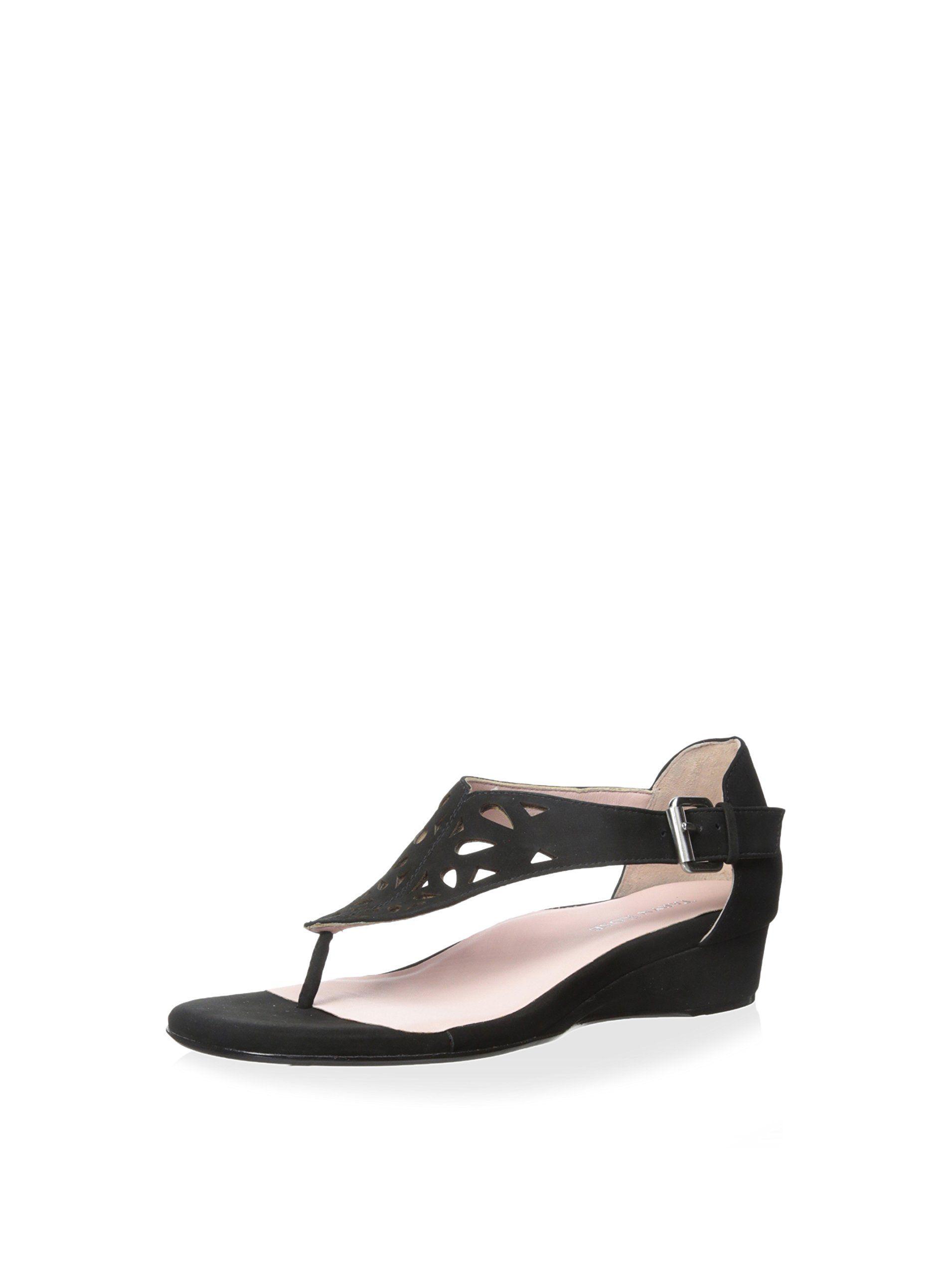 7839b5d9cafccf Taryn Rose Women s Kaiser Sandal at MYHABIT