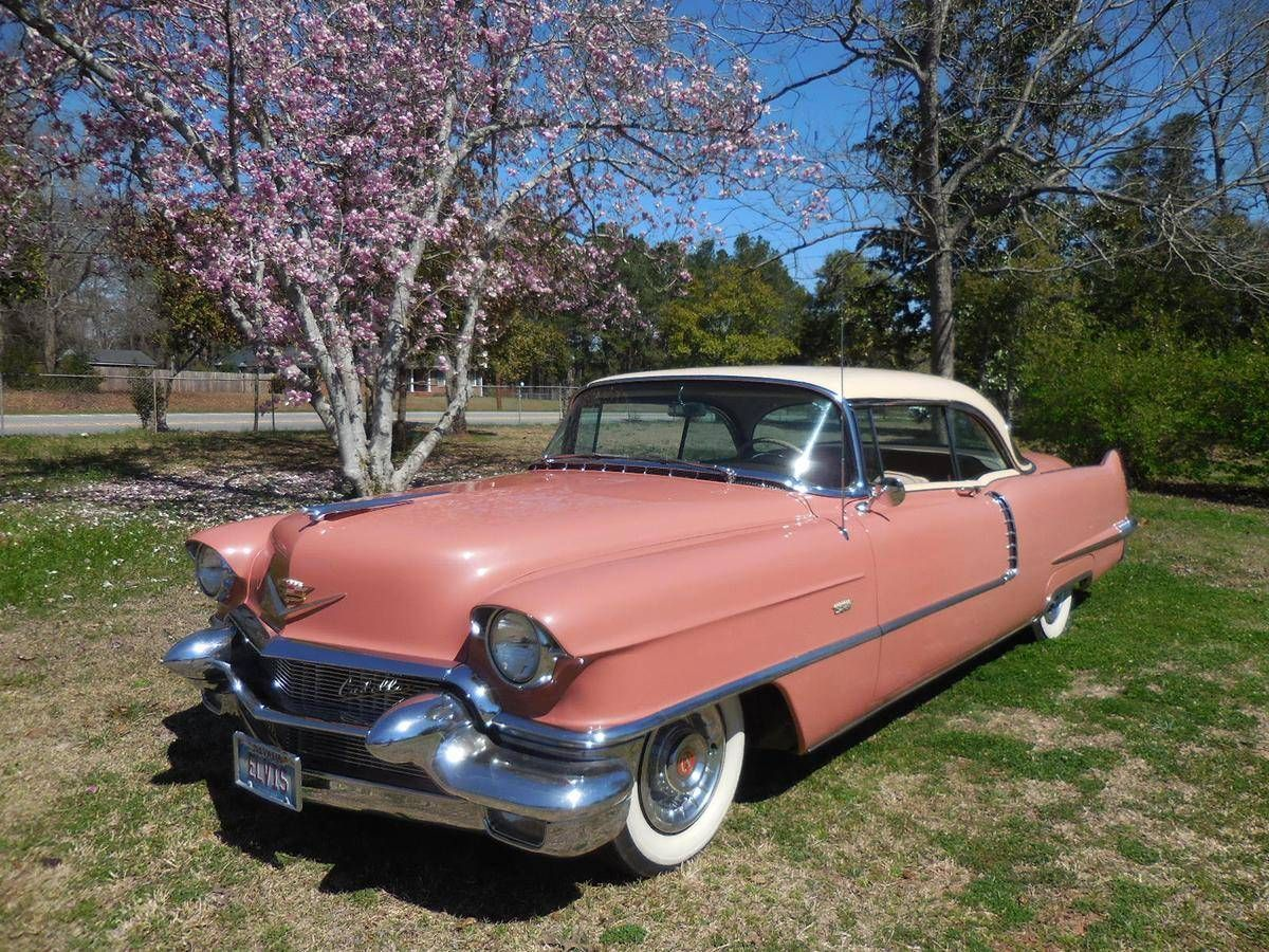 1956 cadillac coupe deville cadillacclassiccars classic. Black Bedroom Furniture Sets. Home Design Ideas
