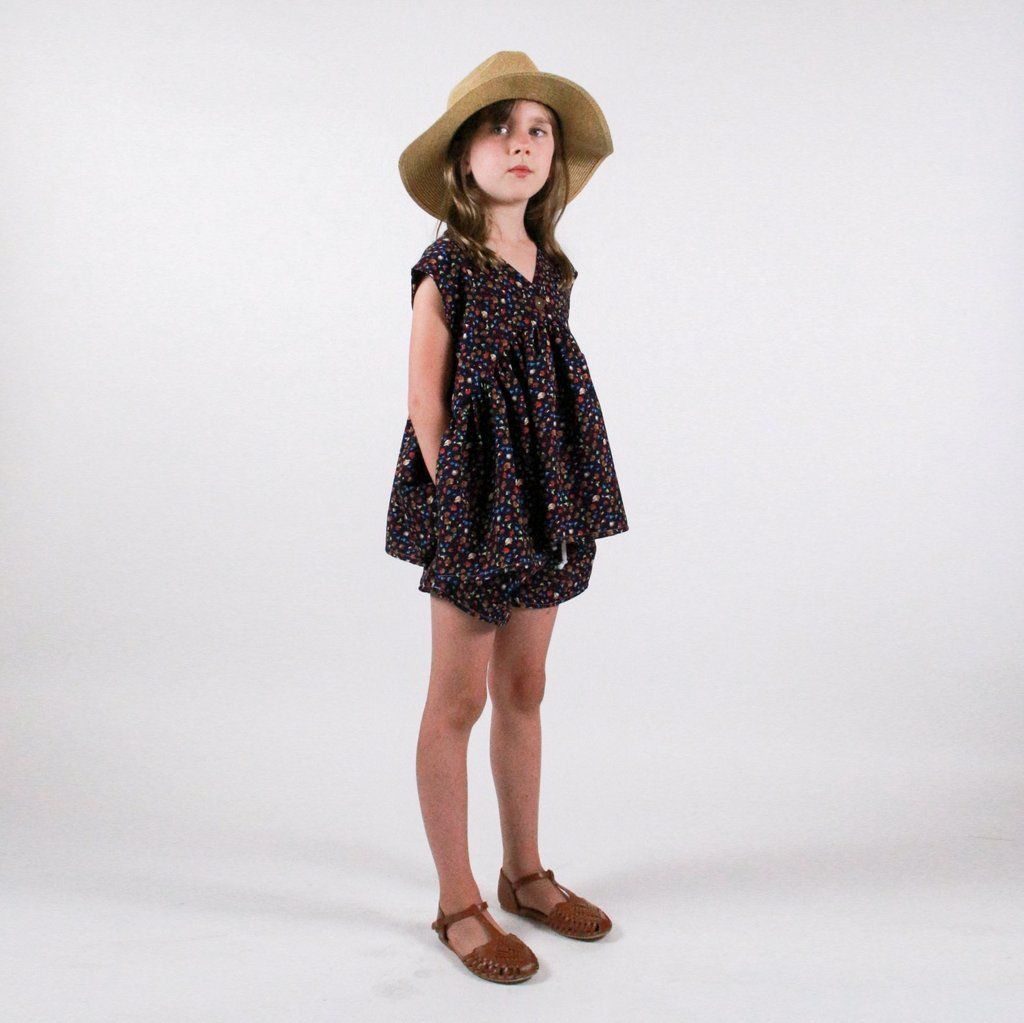 Havanna blouse girls sewing patternskids pinterest sewing