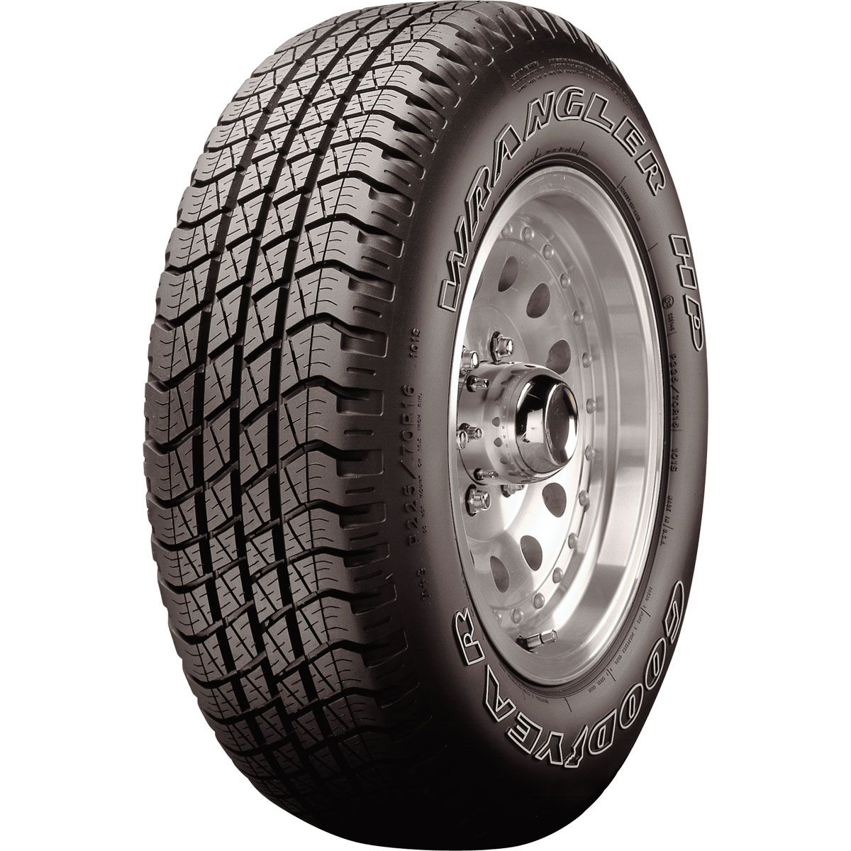 Goodyear Tyres Wrangler Hp Own Goodyear Tires All Season Tyres Tired