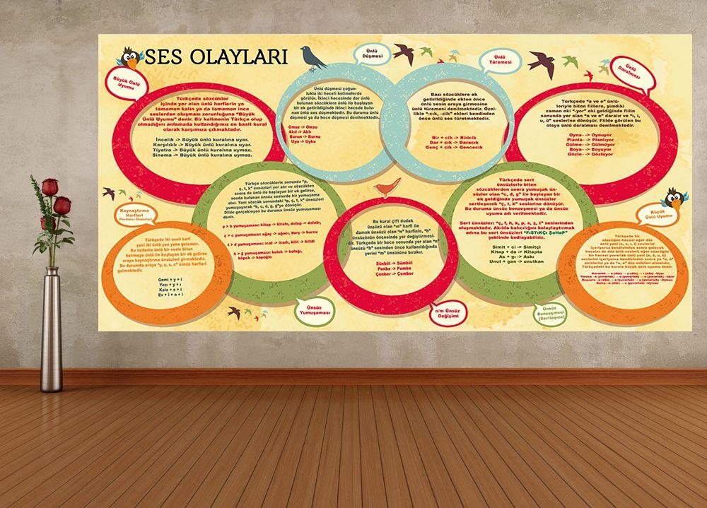 Türkçe Sokağı Fen Sokağı Matematik Sokağı Edebiyat Sokağı