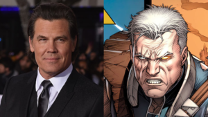 Thanos Actor Josh Brolin Joins The Deadpool 2 Cast As Cable Josh Brolin Deadpool Actors