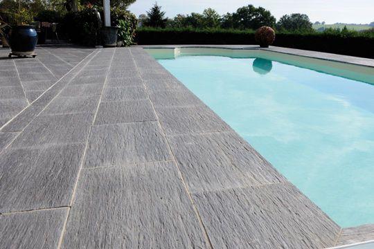 Terrasse  carrelages et dallages pour lu0027extérieur