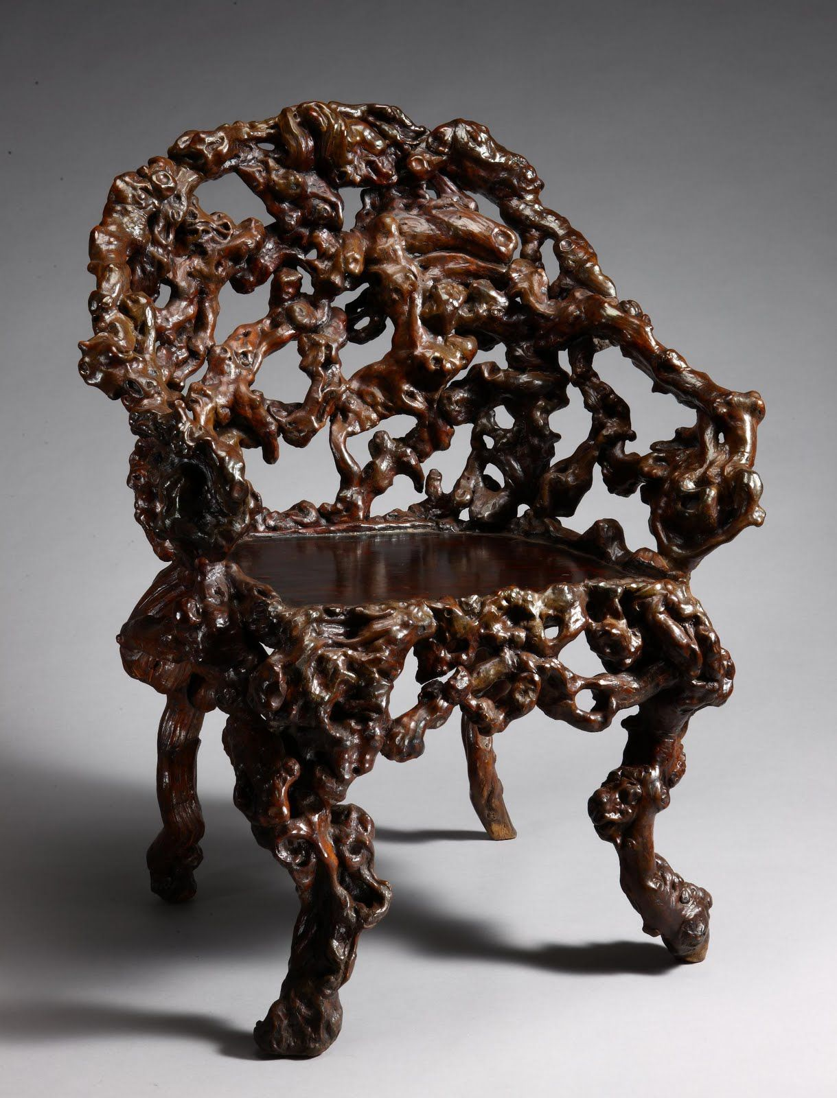 chinese rootwood chair unusual furniture wood carving on extraordinary creative wooden furniture design id=95962