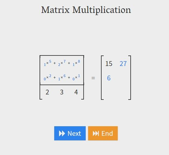 Matrix multiplication announcing matrixmultiplication an matrix multiplication announcing matrixmultiplication an interactive calculator for matrices ccuart Image collections