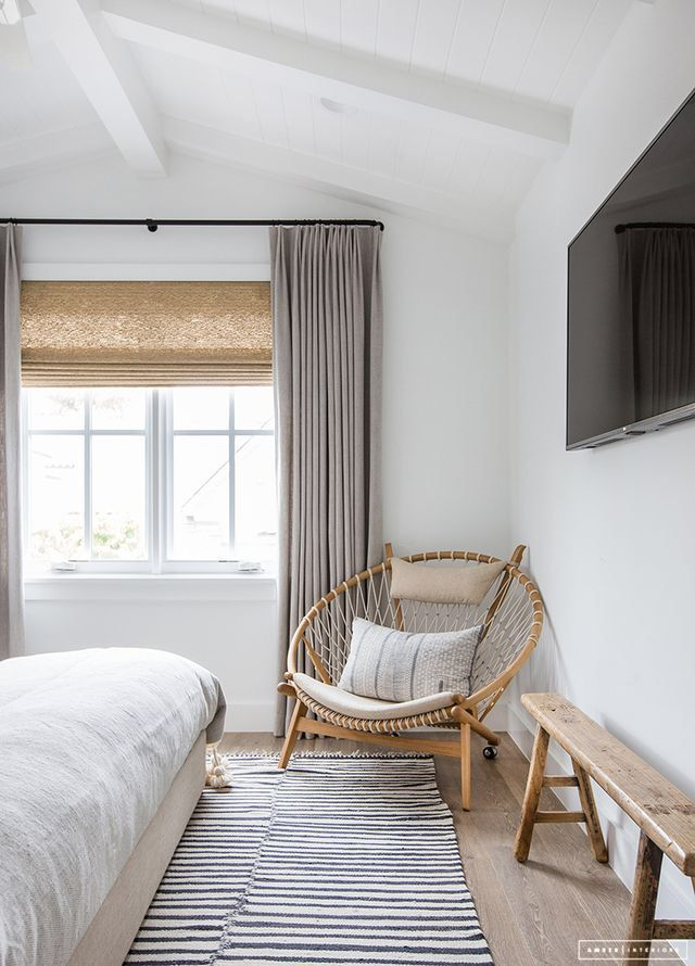 Rustic Minimalism With Grey Accents