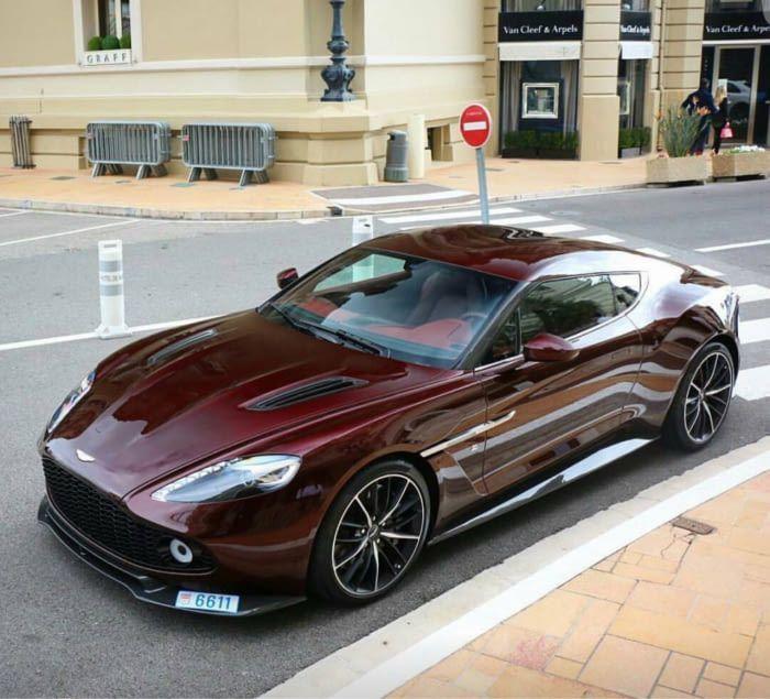 Aston Martin Vanquish Zagato In This Beautiful Colour Aston Martin Rapide Aston Martin Vanquish Aston Martin