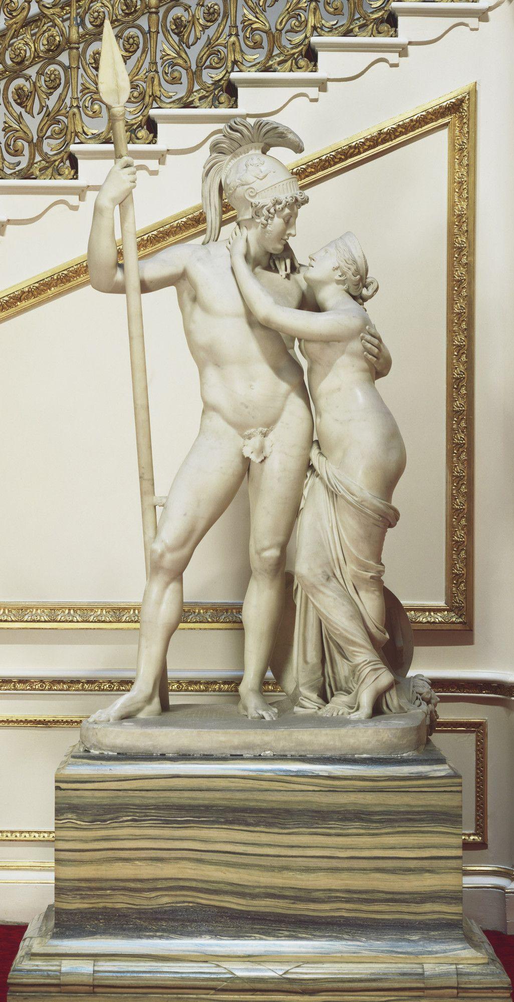 c.1822 Antonio Canova Mars and Venus | The Royal Collection