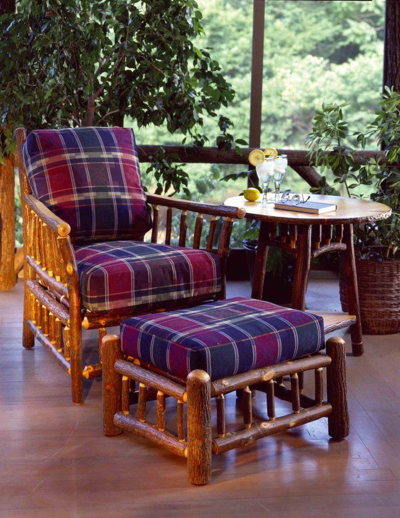 Old Hickory Original Grove Park Chair Hickory furniture