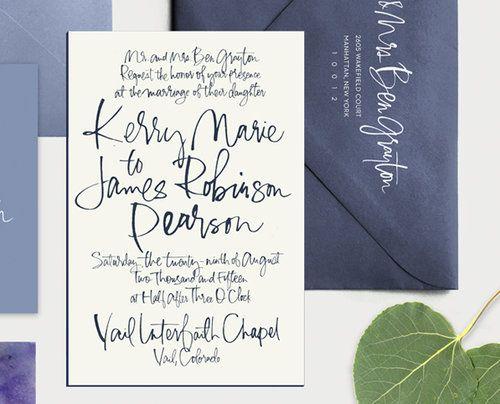 Bespoke Stationery Modern Calligraphy By Julie Song Ink Bespoke Wedding Stationery Online Wedding Wedding Stationery