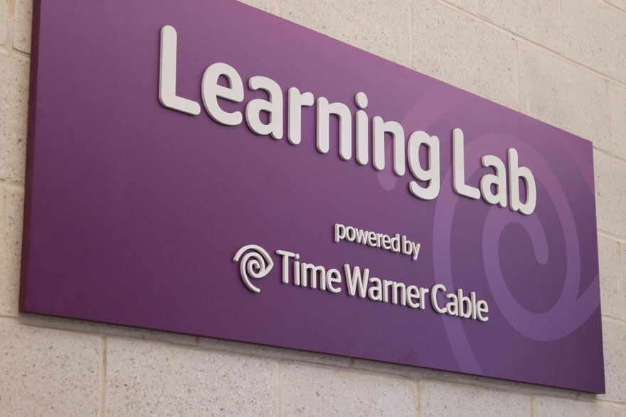 Time Warner Cable Signage