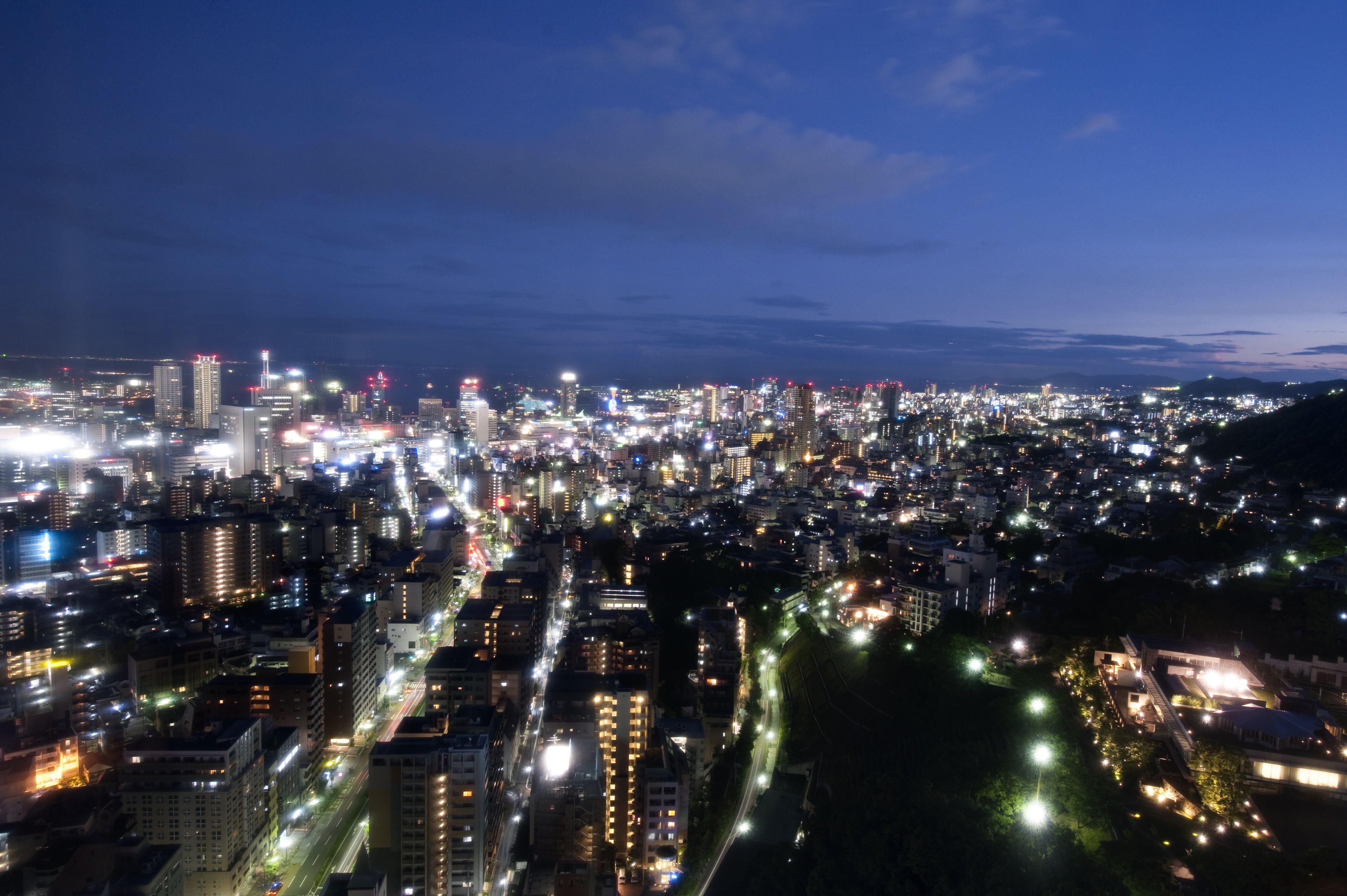 【兵庫県 新神戸】ANAクラウンプラザホテル神戸   -上質な神戸の旅を予感させるスマートなブランドホテル