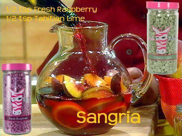 I love Sangria!