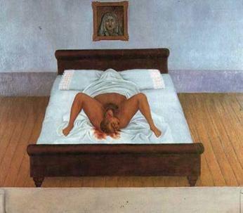 My birth, Frida Khalo, 1932