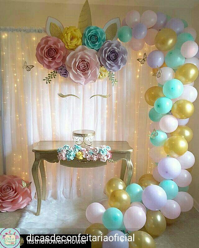 Pin de maria camacho en unicorn party pinterest fiesta - Camacho decoracion ...