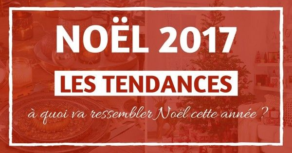 Tendance mode noel 2017